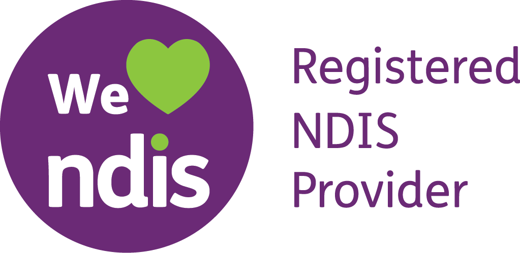 We Support the NDIS. Registered NDIS Provider